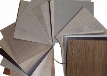 Bordi carta impregnata effetto legno